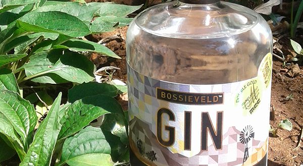 Bossieveld Inspiration Gin