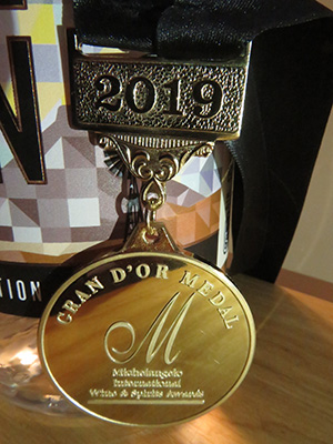 Great Karoo Spirit gin wins double gold with Bossieveld Gin